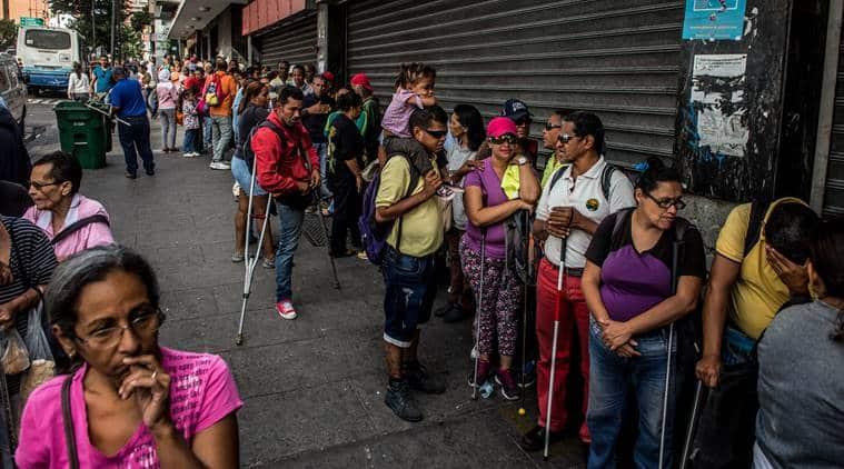 Venezualla, Venezualla crisis, Venezualla Juan Guaidó, Venezualla political crisis, Venezualla economy, Venezualla election, US Venezualla, DOnald Trump Venezualla, Venezualla hospital, economy venezualla, Nicolás Maduro, World news, Indian express, latest news