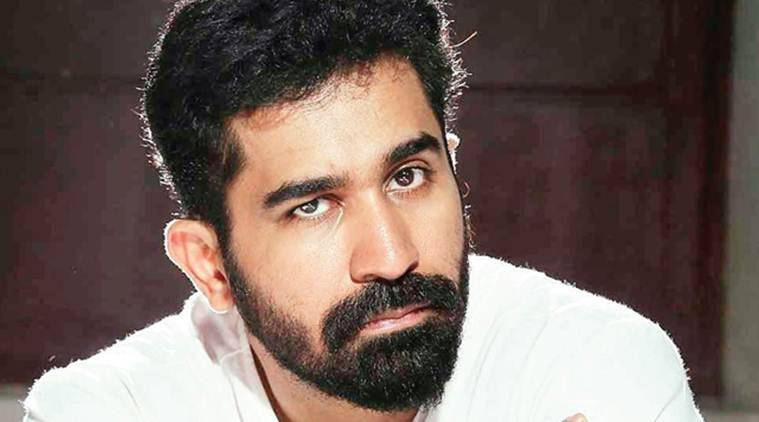 Vijay Antony in political thriller