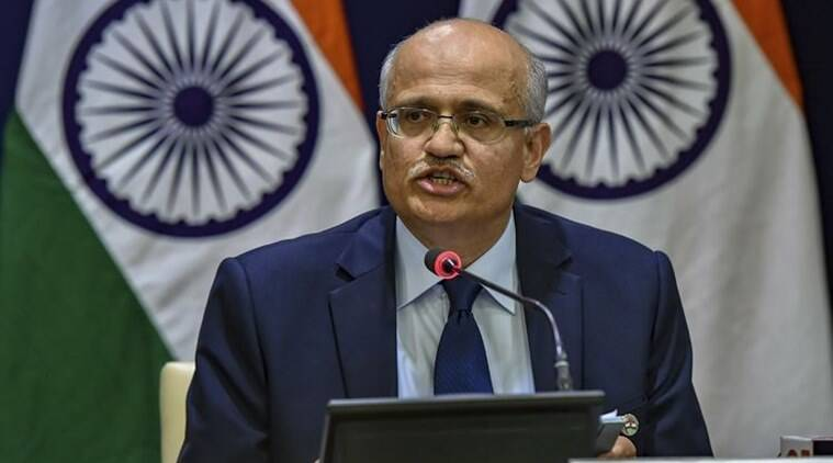 Foreign Secretary Vijay Gokhale to  visit Beijing, meet key interlocutors