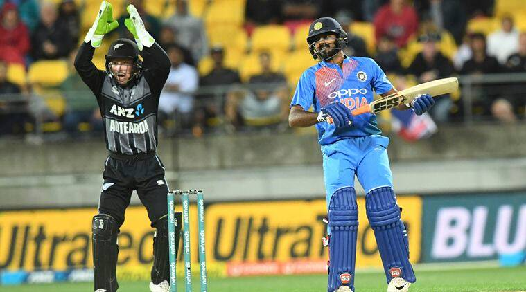 India vs New Zealand 1st T20 Live Cricket Score Online Streaming: India take on New Zealand. (Source: AP)