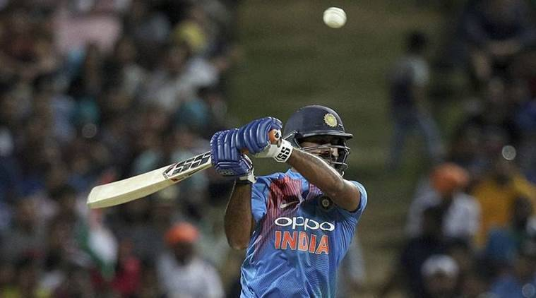 Learnt A Lot Watching Ms Dhoni During Run Chases, Says Vijay Shankar