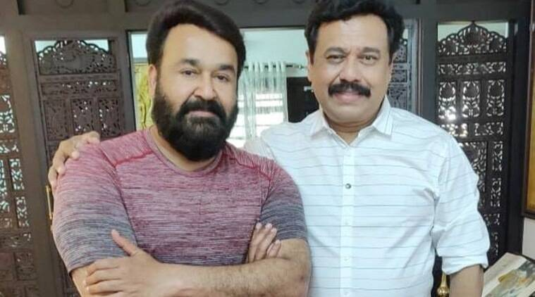 Vinayan announces film with Mohanlal