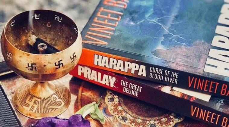 Vineet Bajpai's Bestselling Harappa Trilogy To Be Made Into A Movie Or Web Series