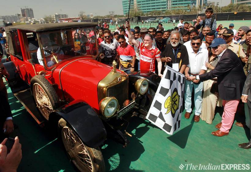 From 1903 Humber to 1936 Cord: A sneak peek into Mumbai's vintage auto show