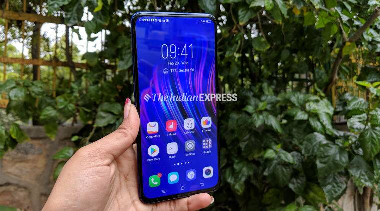 2978cc72713 Vivo V15 Pro with 32MP pop-up selfie camera launched in India  Price ...