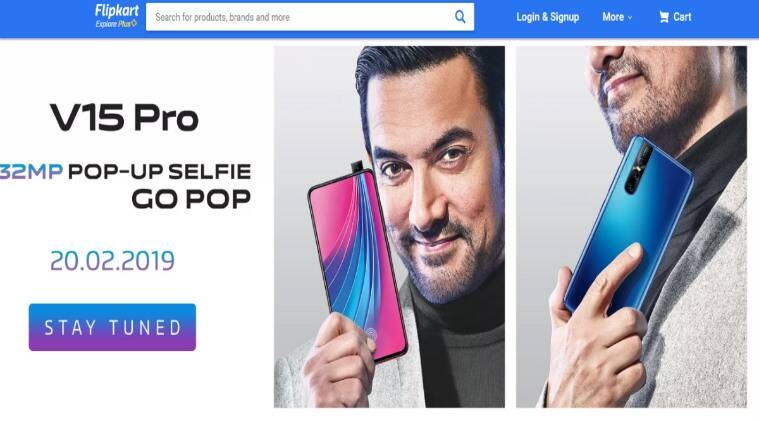 Vivo V15 Pro India Launch Live Updates: Tune In At 12pm To Follow The Latest Updates