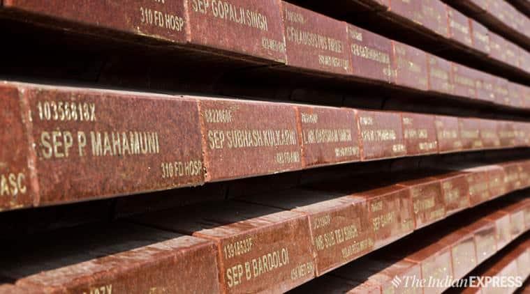 Bangalore national military memorial monolith MP PC Mohan BDA Rajeev Chandrasekhar