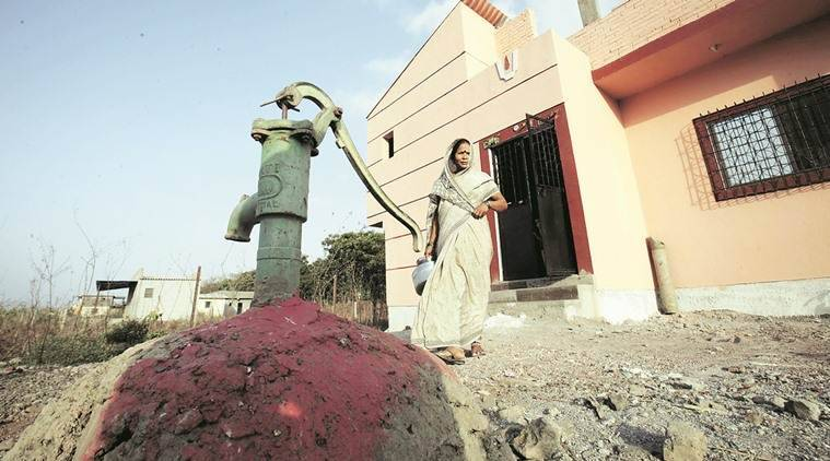 Day after BJP corporator tries to 'kill self' over water crisis, Sathenagar gets new pipeline, pump