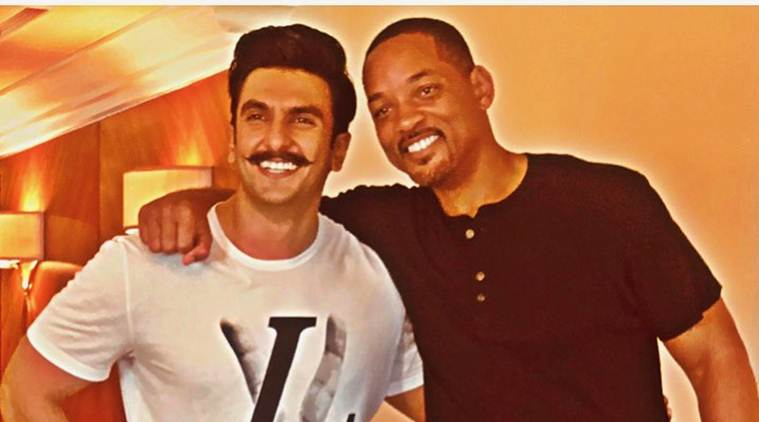 Will Smith Is In Awe Of Ranveer Singh After Gully Boy