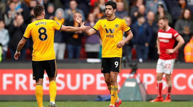 Fa Cup: Wolves And Crystal Palace Ease Into Quarter-finals