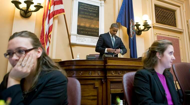 Unmistakable divide among women in Virginia over accusations against fairfax