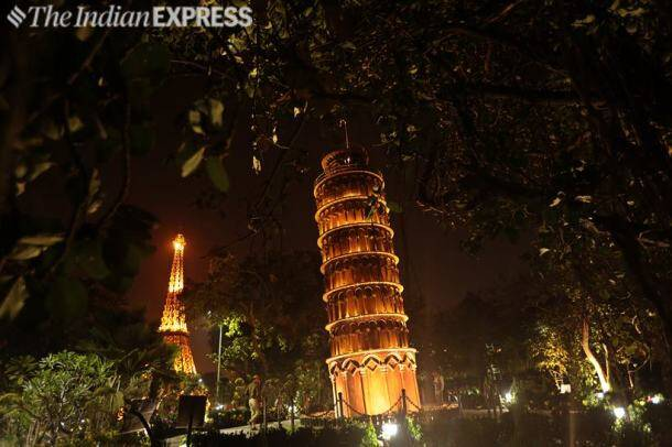 From Eiffel Tower to Taj Mahal: Delhi gets its own Wonders of the World Park