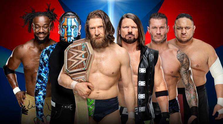 WWE Elimination Chamber Live Results