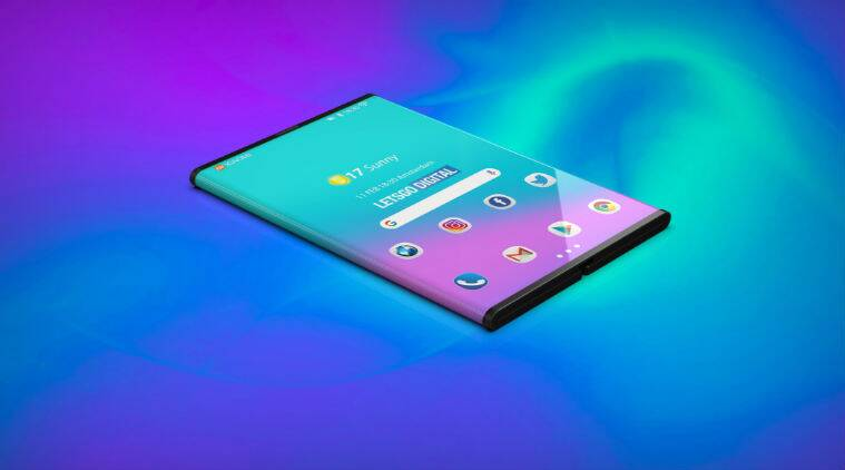 Xiaomi foldable phone renders give us our best look yet at the futuristic device