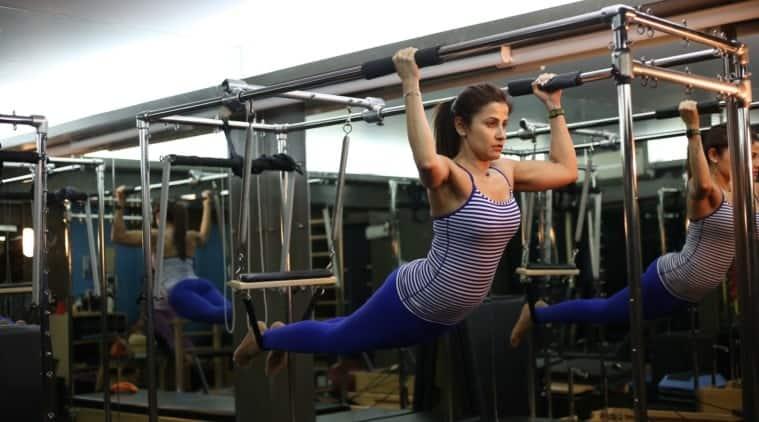 Yasmin Karachiwala, Celebrity fitness trainer, pilates festival India, indian express, indian express news,