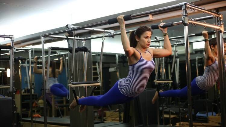 Yasmin Karachiwala, Celebrity fitness trainer, pilates festival India, indian express, indian express news,