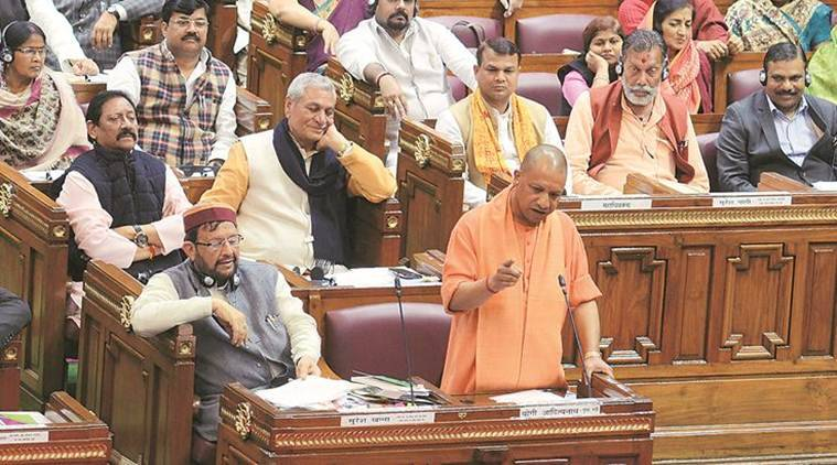 Yogi Adityanath slams Opposition: For them, 'sabka' means just SP, BSP and Congress