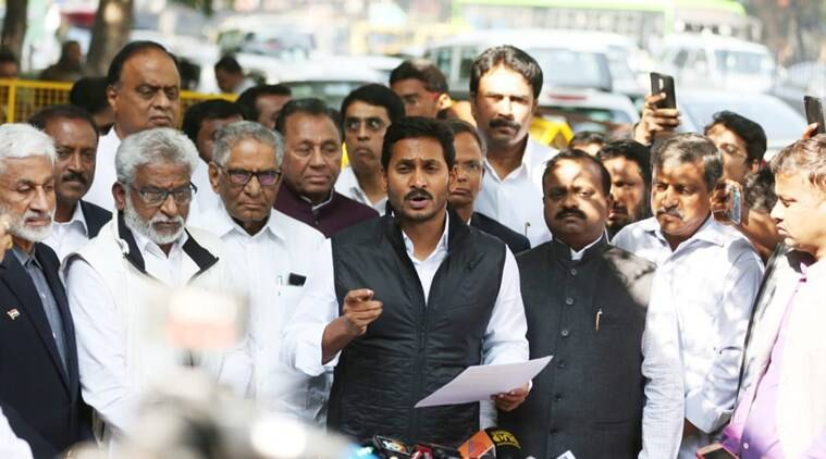 Jagan's YSRCP has become a open house for last-minute defectors and turncoats