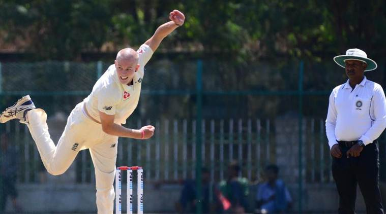 India 'a' Bowl Out England Lions For 140, Take Upper Hand