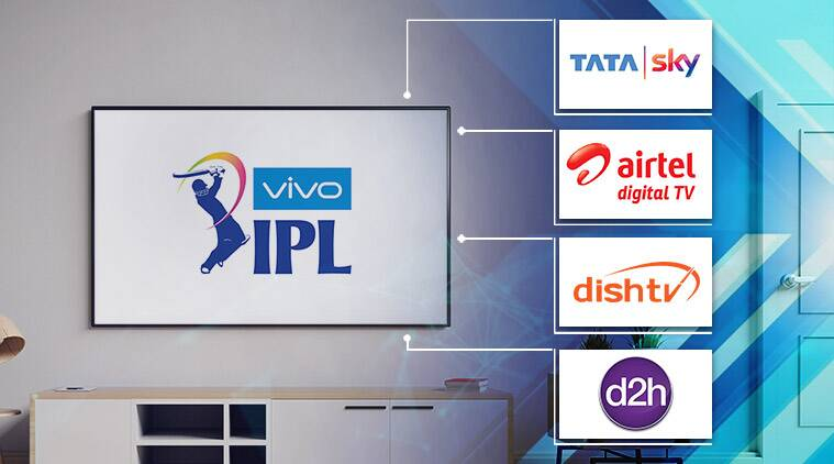 IPL 2019, Indian Premier League 2019, IPL 2019 Tata Sky sports pack, Tata Sky free sports channels, Dish TV free sports packs, D2H India Cricket pack, Dish TV India Cricket Service, Airtel TV IPL pack, Dish TV IPL cricket pack