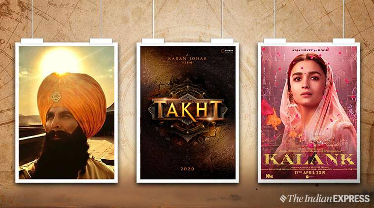 Kesari And Other Upcoming Historical Dramas