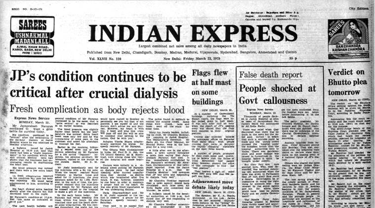 March 23, 1979, Forty Years Ago: JP Battles