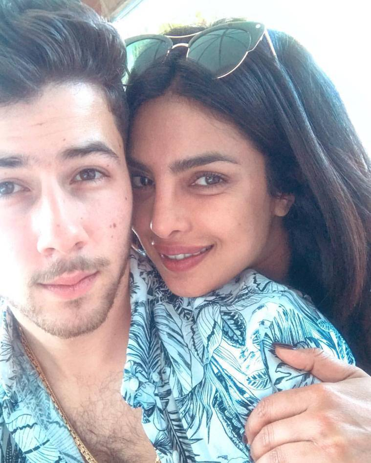 priyanka chopra and nick jonas photo