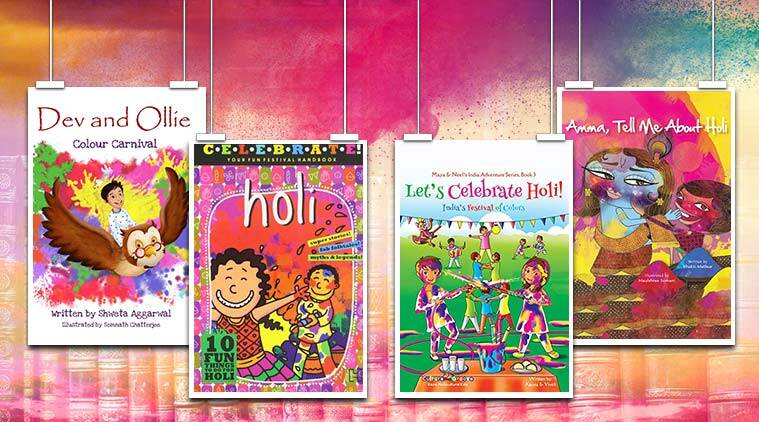 holi books