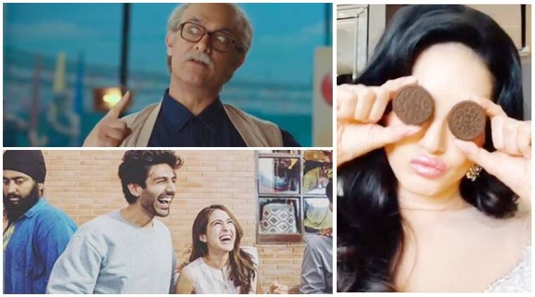 Aamir Khan, Sara Ali Khan, Sunny Leone videos of the day