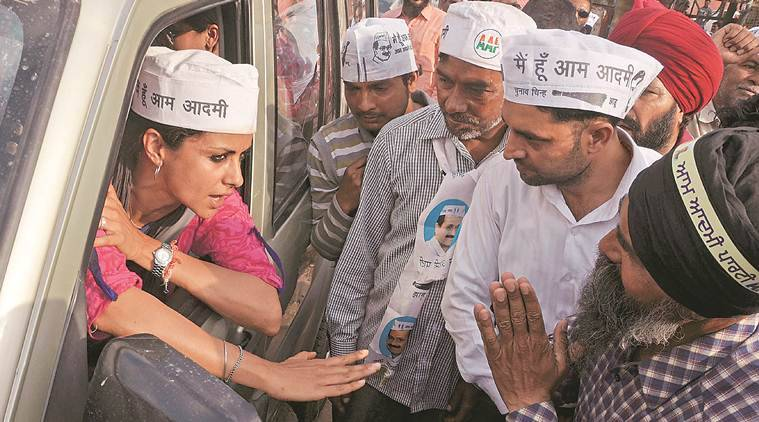 In Chandigarh, Aap Gained Most From Congress Vote Bank In 2014, Says Study
