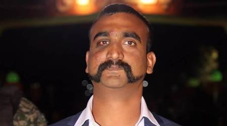 Abhinandan Varthaman leads MiG-21 Bison formation at Air Force Day flypast