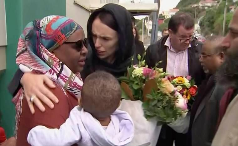 Christchurch attack: Jacinda Ardern pitched New Zealand's charms. Now, she speaks of its pain.