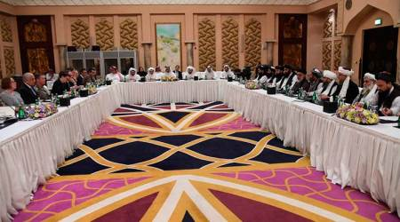 Taliban, peace talks, Afghan peace talks, spring offensive, US peace talks, United States, Afghanistan, Afghan security forces, Taliban attack, Taliban mujahedeen, Kabul, Afghan government, world news, Indian Express