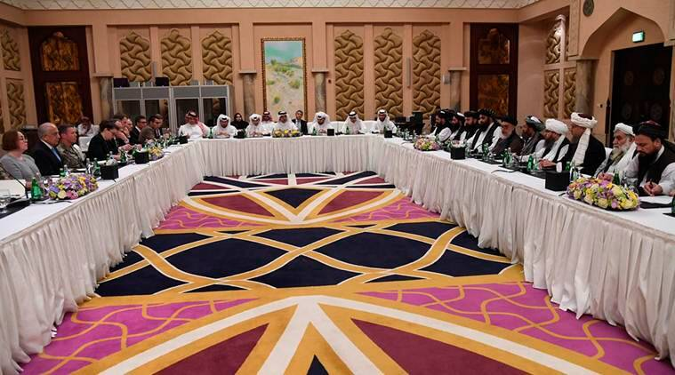 China acknowledges hosting Taliban's chief peace negotiator for talks