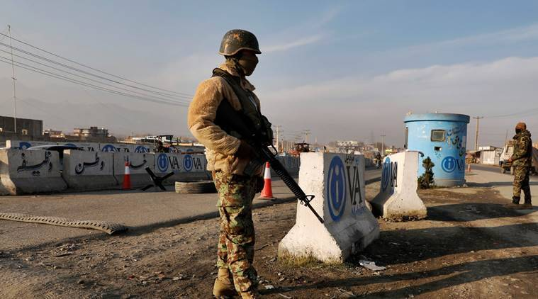 Afghan forces clash with Taliban to retain control over military base
