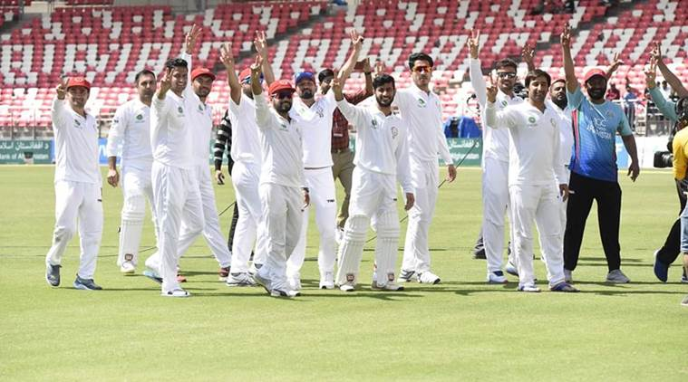 Afghanistan vs Ireland 1st Test
