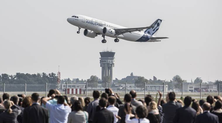Airbus secures  billion China deal in new blow to Boeing