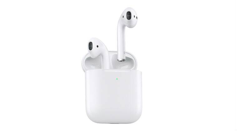 Apple launches the AirPods 2 - but it won't come in black