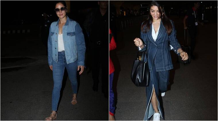 Katrina kaif jacqueline fernandez and more best airport looks of the week mar 10 mar 16