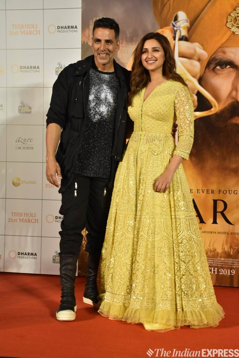 Akshay and Parineeti
