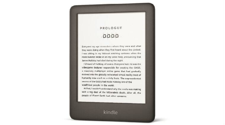 Amazon just unveiled an all-new Kindle