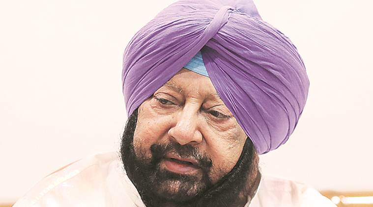 Lok Sabha elections 2019: Capt Amarinder Singh seeks support from Beas dera