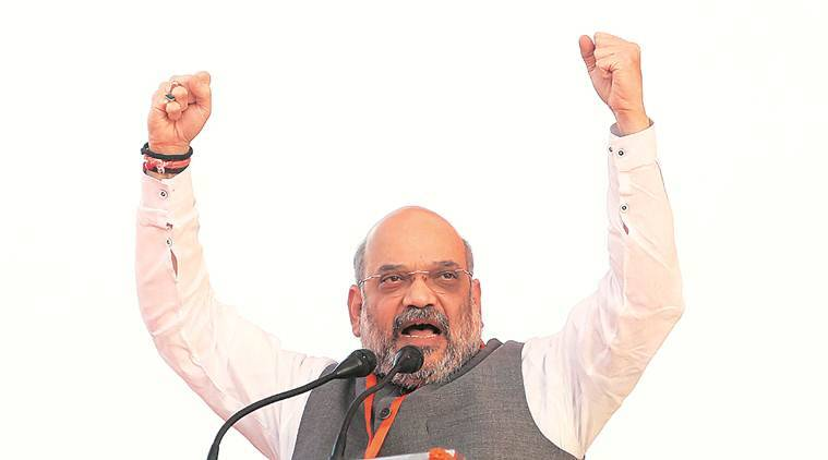 Only Pm Modi Can Ensure Nation's Security: Amit Shah