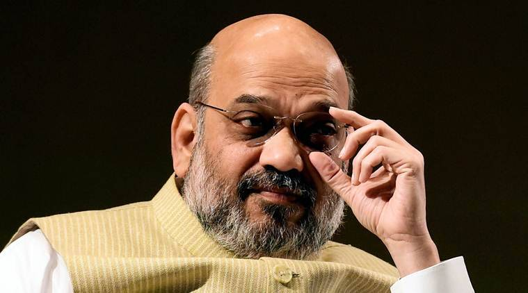 Amit Shah says Congress insulted forces, seeks Rahul Gandhi's apology