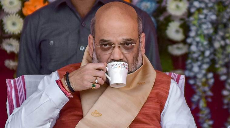 Amit Shah, Amit Shah assets, Amit Shah wealth, Amit Shah net worth, BJP, election news, Indian Express