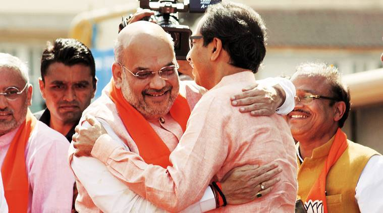 Buoyed by exit poll results, Shiv Sena says Modi govt will get second term
