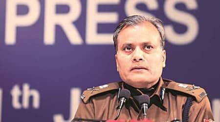 Amulya Patnaik, Delhi Police Commissioner, Delhi Police, Amulya Patnaik retirement, Delhi Police Commissioner retirement, Delhi elections, Delhi Assembly elections, Delhi news, city news, Indian Express