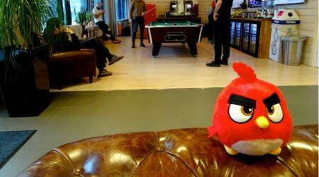 Rovio, Angry Birds, Angry Birds Artificial Intelligence, Game Developers Conference, Rovio AR game, Angry Birds AR game