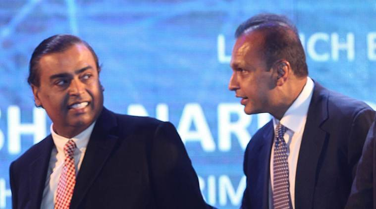 RCom shares jump after Mukesh Ambani bails out brother Anil on Ericsson dues