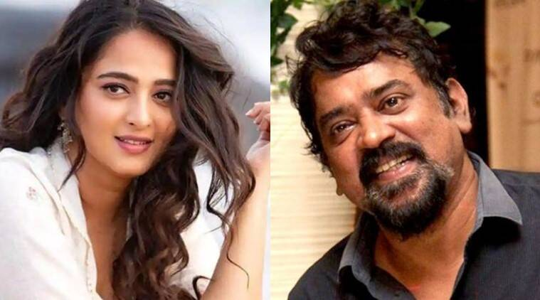 anushka shetty and santhosh sivan
